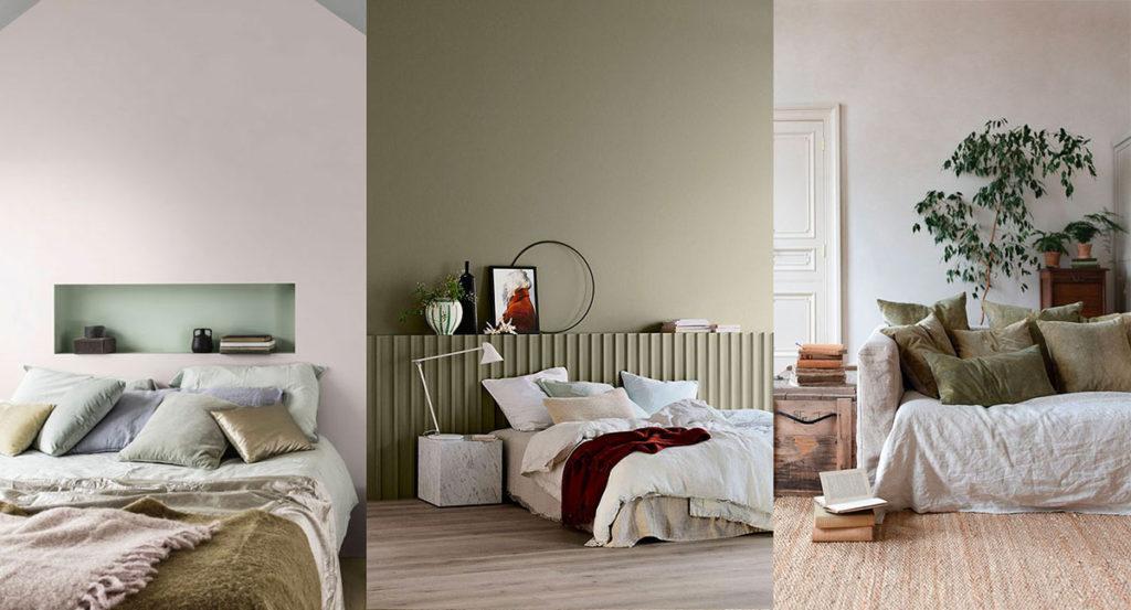 Thêm màu sắc tươi tắn cho không gian sống thật dễ bằng việc thay vỏ chăn nệm, màn cửa. Ảnh: Italian Bark